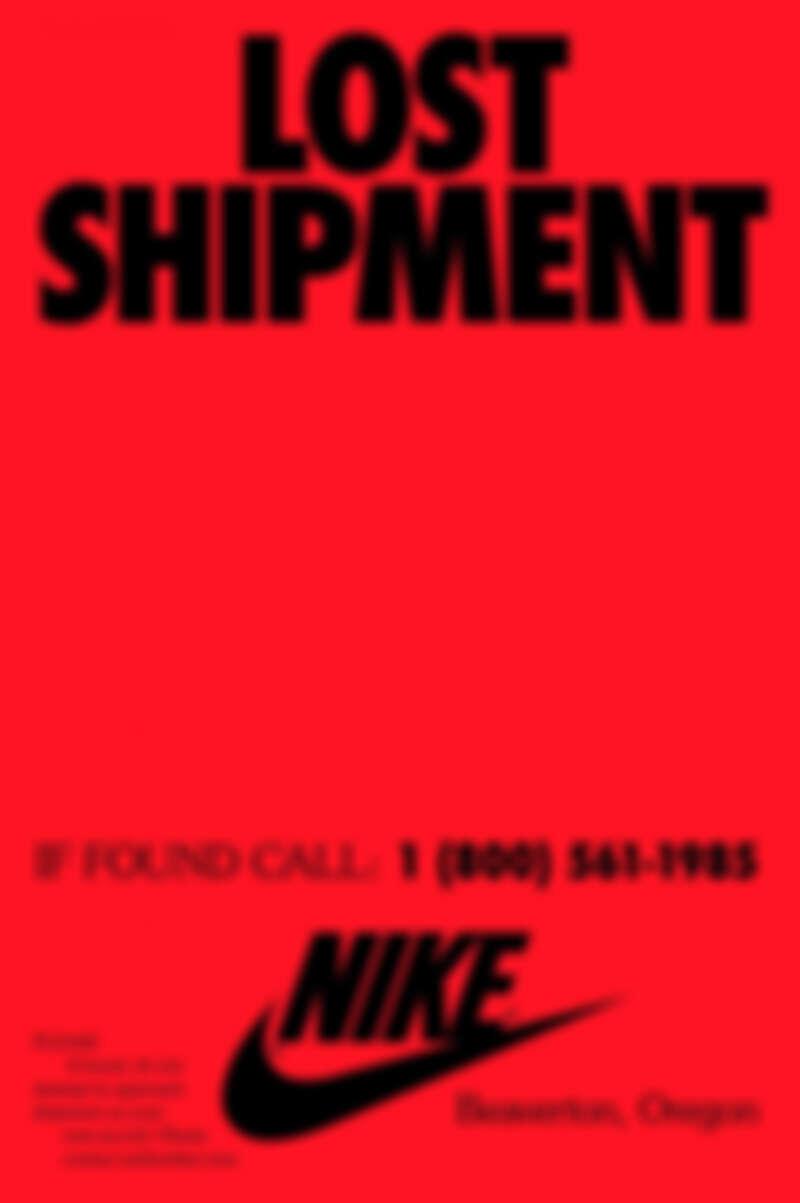 怪奇物語 x Nike 聯名