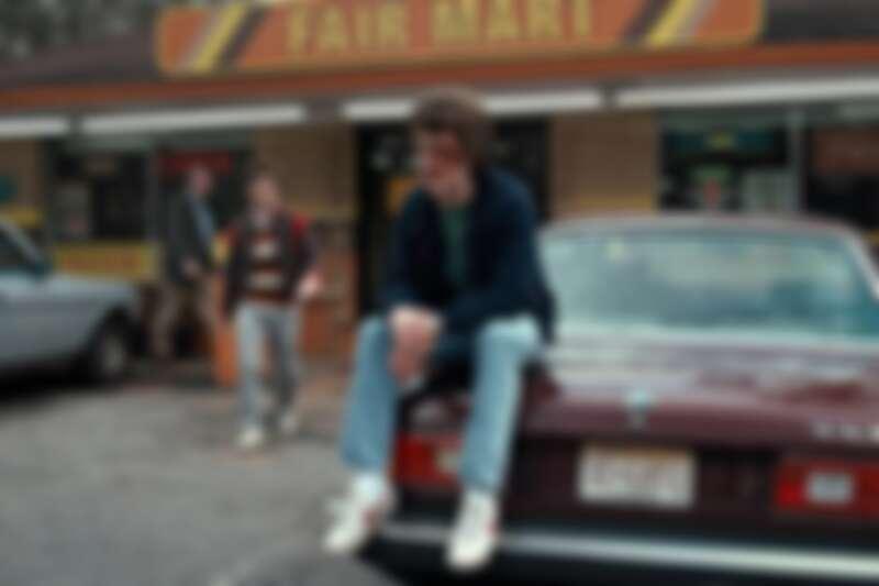 怪奇物語 劇中角色teve Harrington 穿著Nike鞋款