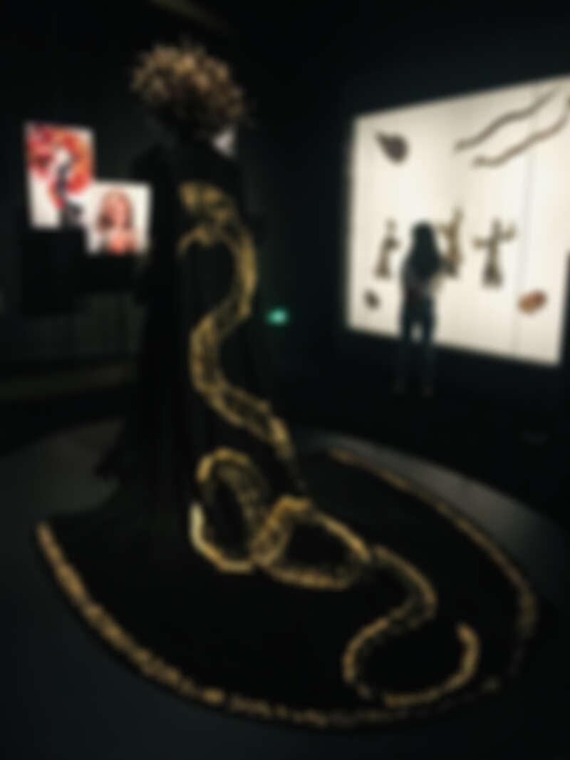歌劇《納布科》劇中人物阿比蓋勒的劇服