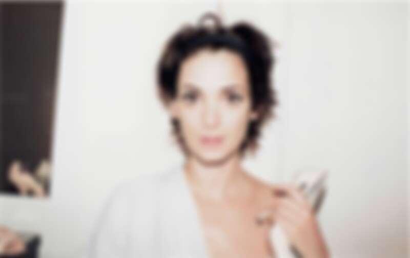薇諾娜瑞德為Marc Jacobs拍攝年度廣告