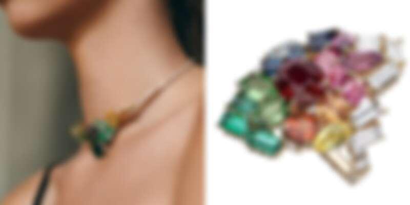 Dior 全新 Gem Dior 高級珠寶系列作品。