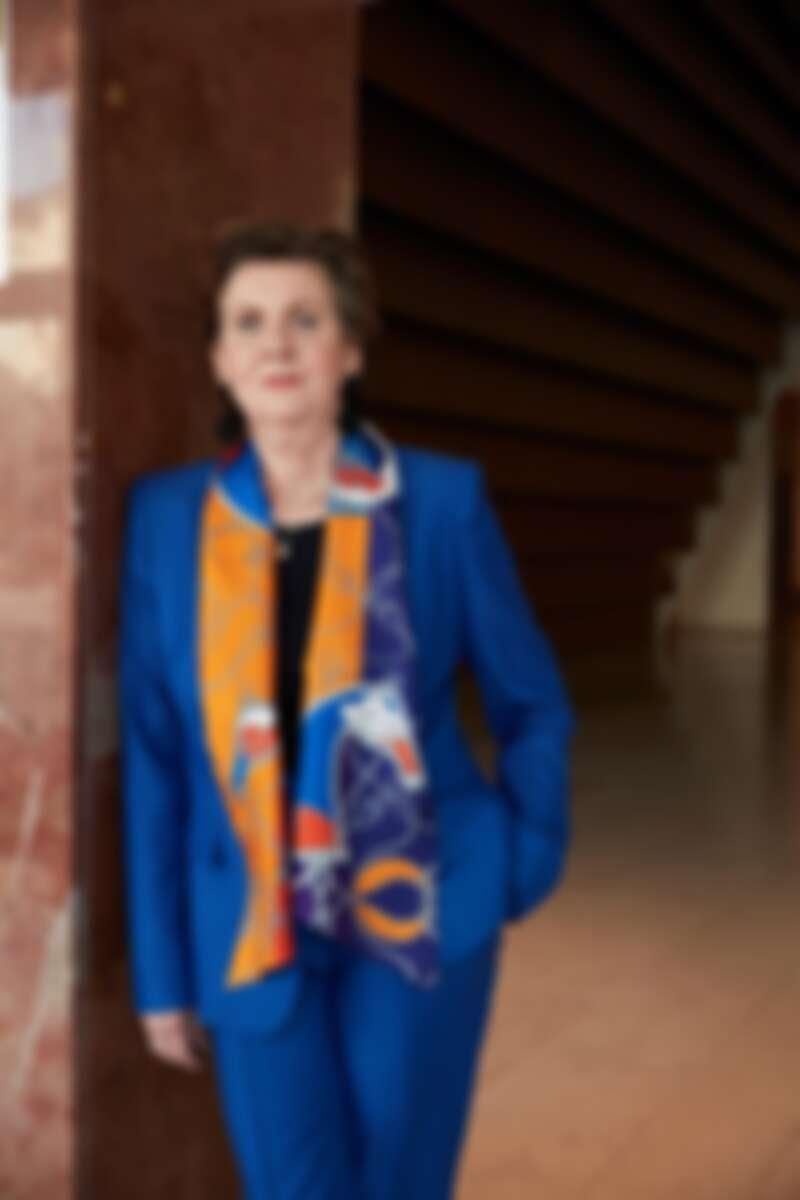 薩爾斯堡藝術節主席 Helga Rabl-Stadler