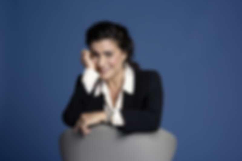 知名女中音同時也是勞力士代言人  Cecilia Bartoli