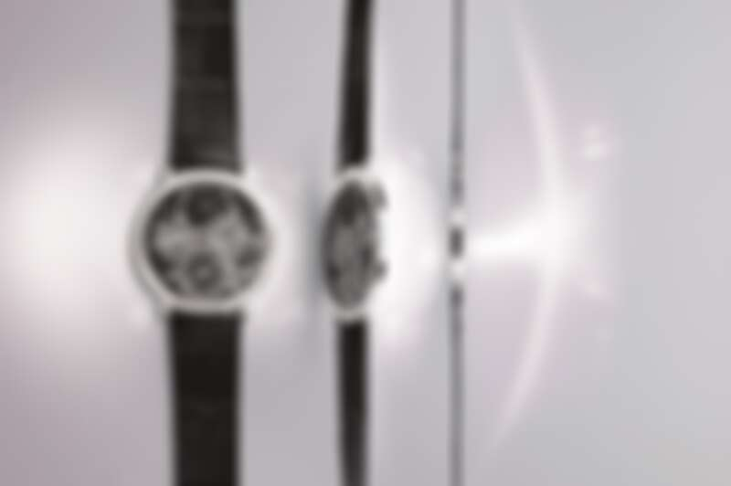 Piaget  Altiplano Ultimate Concept 超薄手動上鍊終極概念腕錶