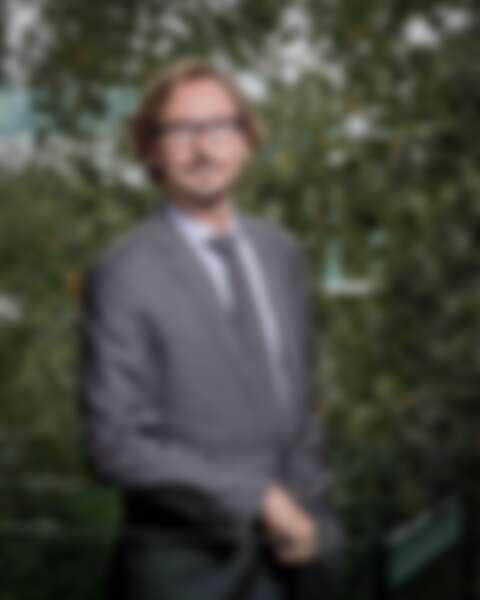 梵克雅寶品牌全球總裁與執行長 Nicolas Bos。
