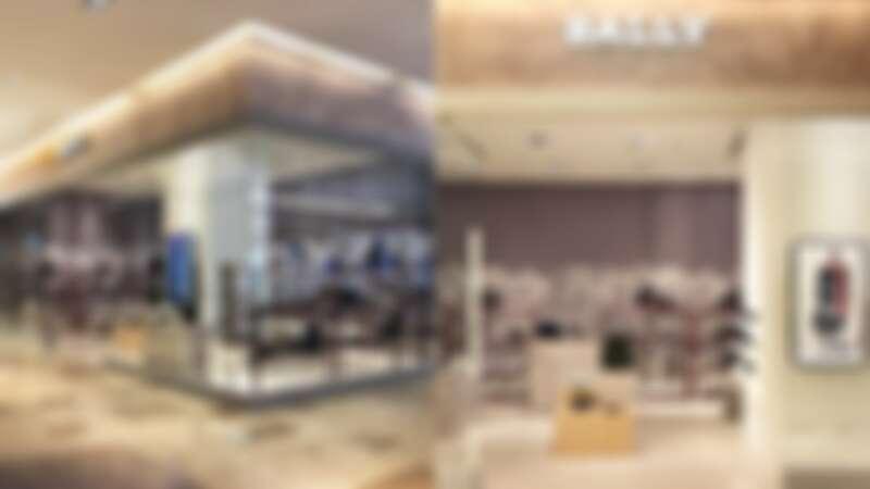 BALLY 板橋大遠百 專門店