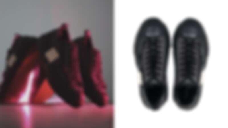 xVESSEL x UNITED ARROWS & SONS 聯名款G.O.P. Lows解構帆布鞋,NT7,990
