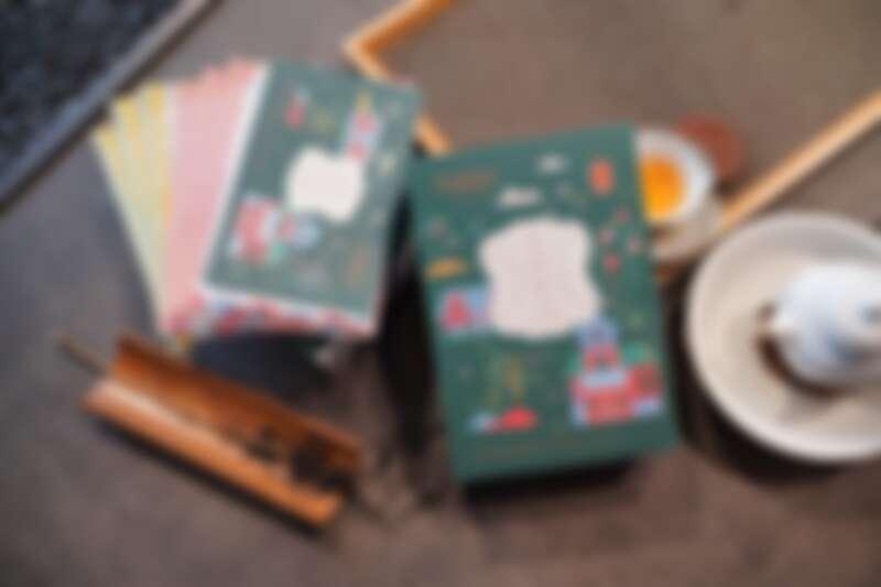 誠品生活expo「台味好禮」期間限定店 氧顏森活 獨家茶韻賦活面膜禮盒 特價450元 原價654元。