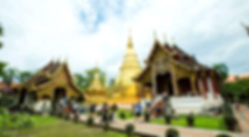 辛寺是清邁的第二大寺廟