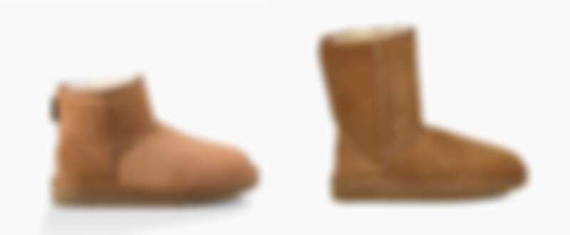 Classic Mini II鞋款NT$7,000、Classic Short II鞋款NT$8,300