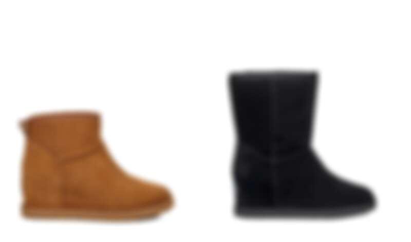 Classic Femme Mini鞋款NT$7,500、Classic Femme Short鞋款NT$8,800