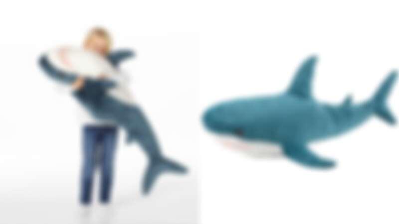 原版100公分鯊魚,售價599元