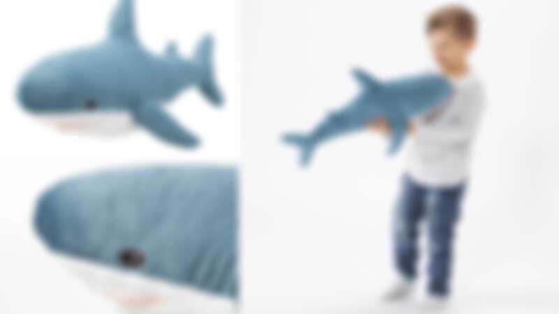 迷你尺寸鯊魚,售價249元