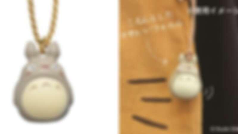 龍貓鈴鐺吊飾800日元(約台幣223元)