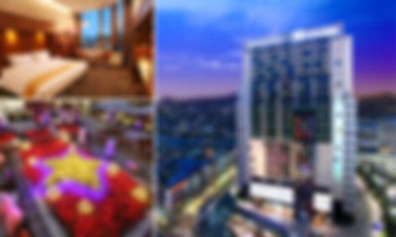 圖片來源:Hotel Skypark Kingstown Dongdaemun官網