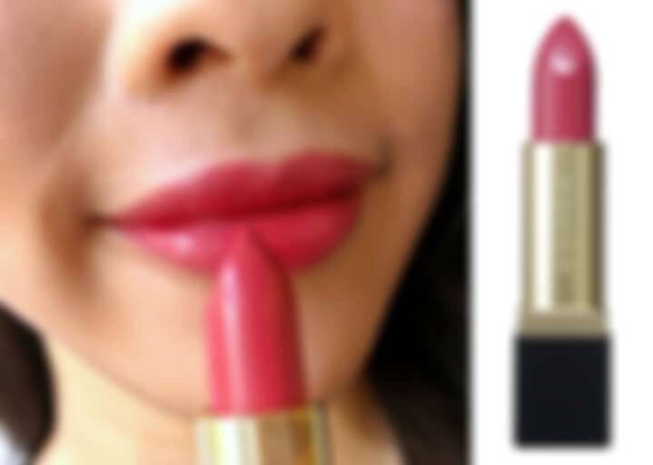 晶采絲柔光唇膏#102紅絹(BENIKINU)
