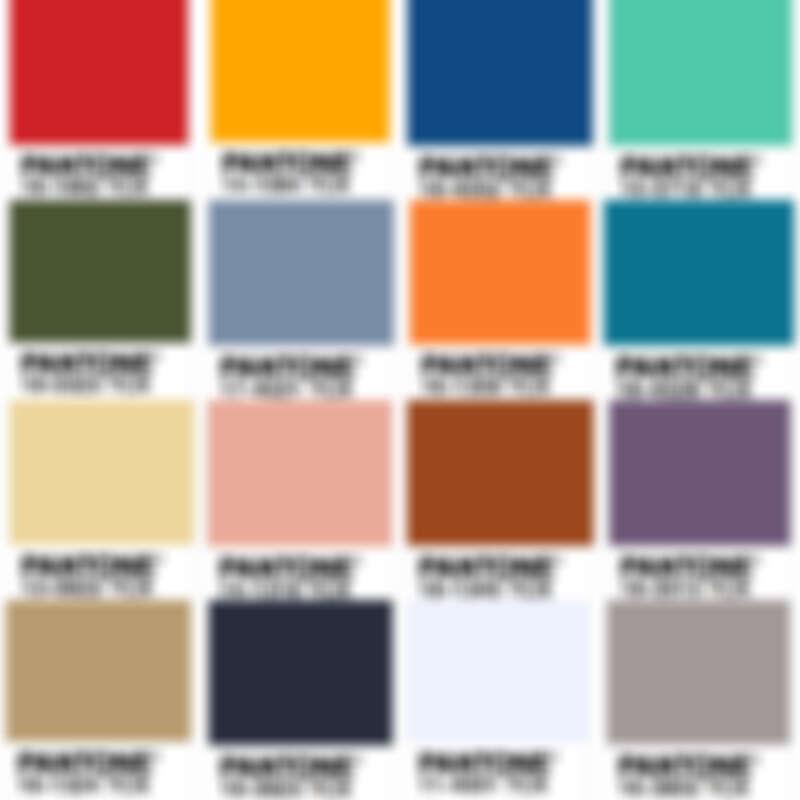 Pantone 2020年度重點色