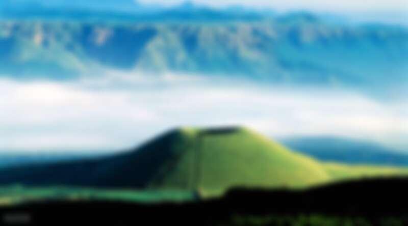 一網打盡火山和草場等壯麗之景
