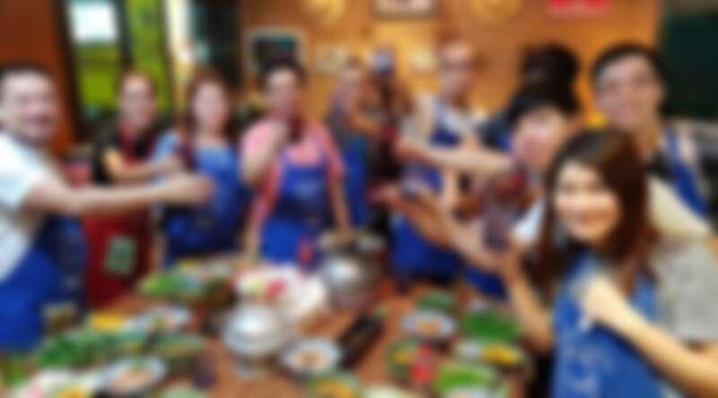 曼谷泰式料理烹飪課