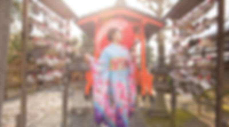 京都和服體驗