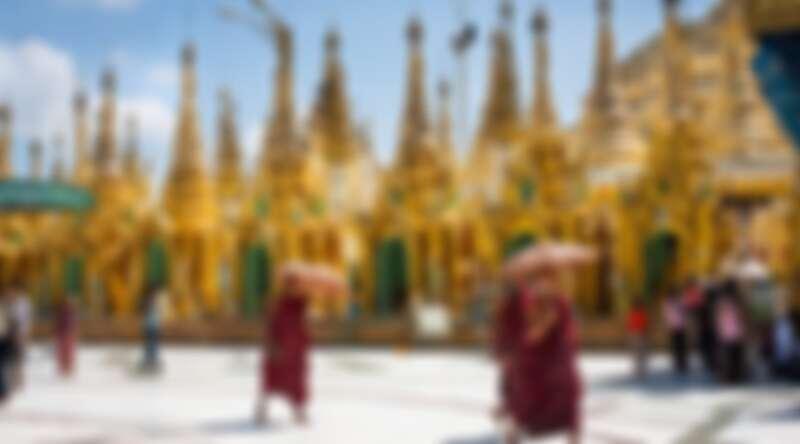 緬甸仰光之旅