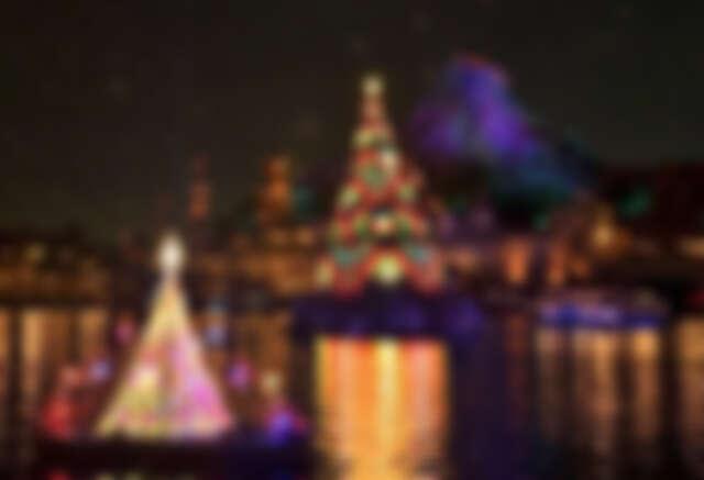 圖片來源:東京迪士尼官方網站
