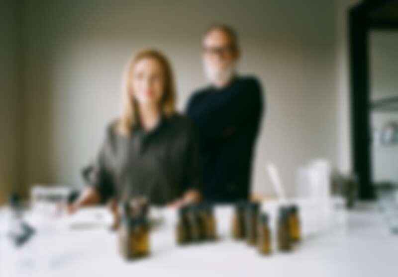 L:a Bruket品牌創辦人Monica Kylén、Mats Johansson