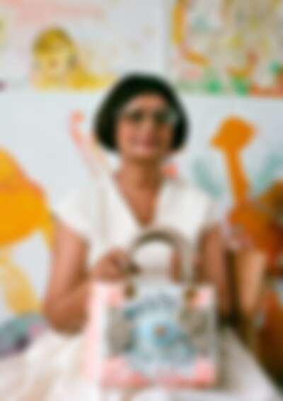 藝術家Rina Banerjee