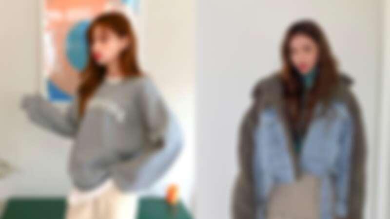 圖片取材至IG帳號:icecream12_official/stylenanda_korea