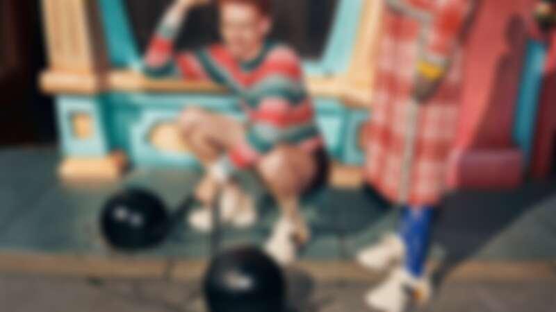 RHYTON系列米奇運動鞋$31,700