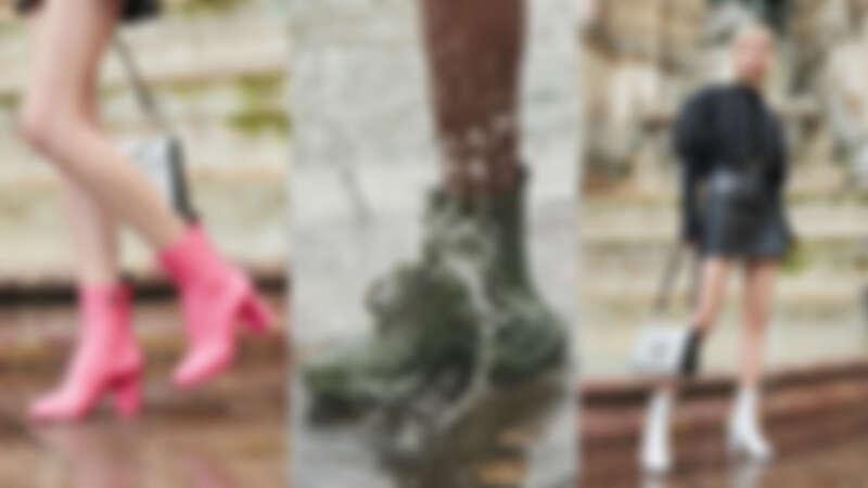 Louis Vuitton Rain Capsule 雨鞋膠囊系列
