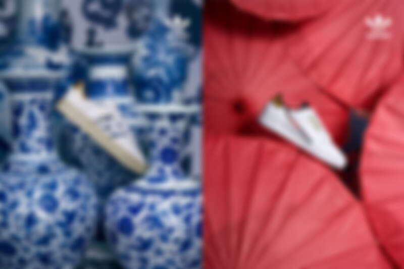 SAMBAROSE CNY經典鞋,NT3,890、CONTINENTAL 80 CNY 經典鞋,NT3,690