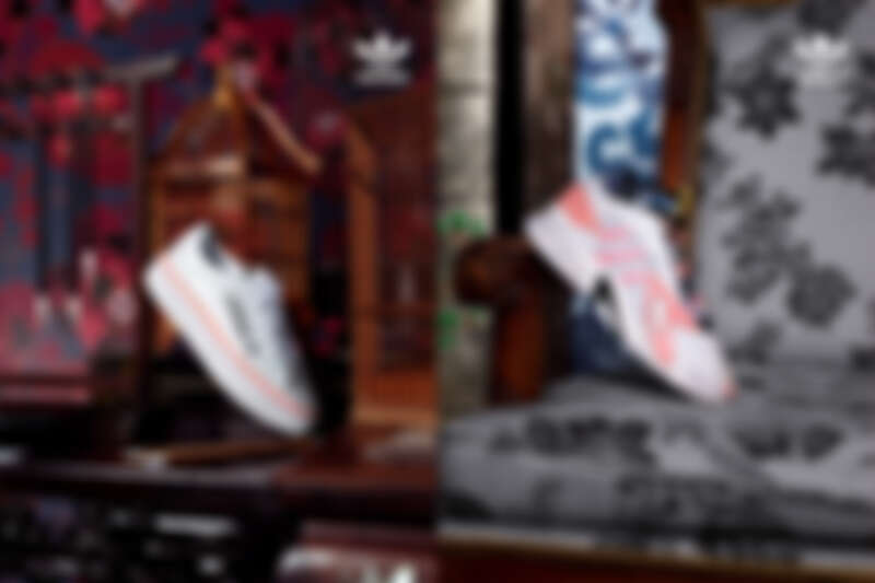 SLEEK SUPER CNY經典鞋,NT3,690、STREET BALL CNY經典鞋,NT4,690
