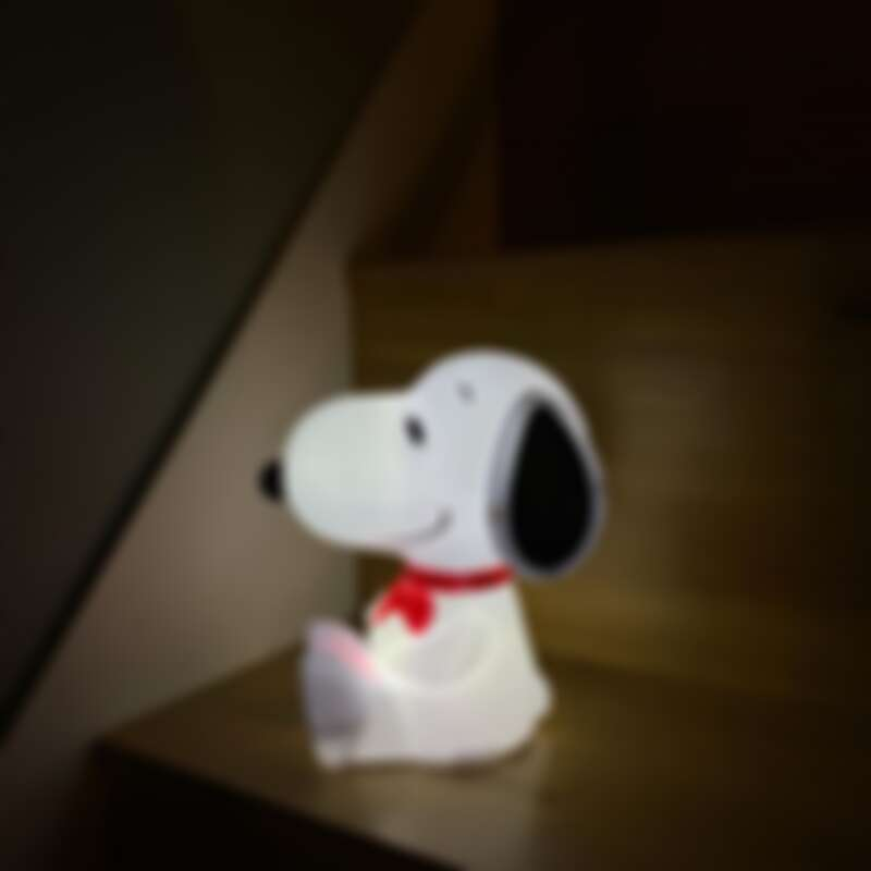 snoopy小夜燈Photo/IG@2na_ri