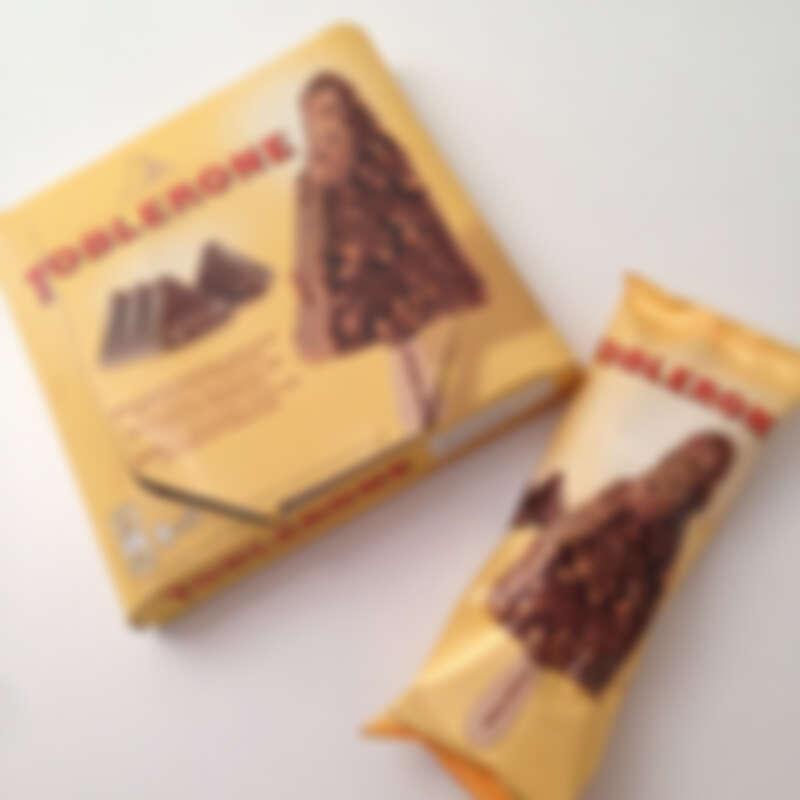 瑞士三角巧克力冰棒