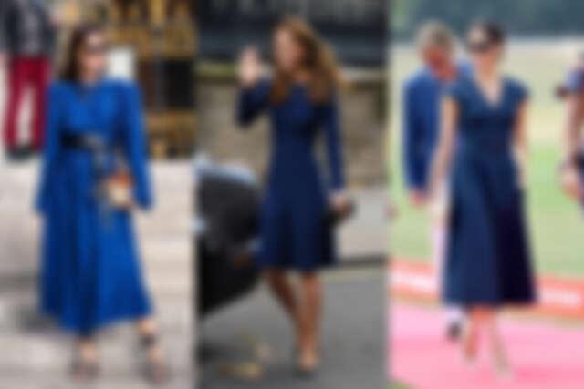 皇室的穿搭很值得學習,得體又優雅飛兩位皇妃莫屬(圖片來源:Pinterest)