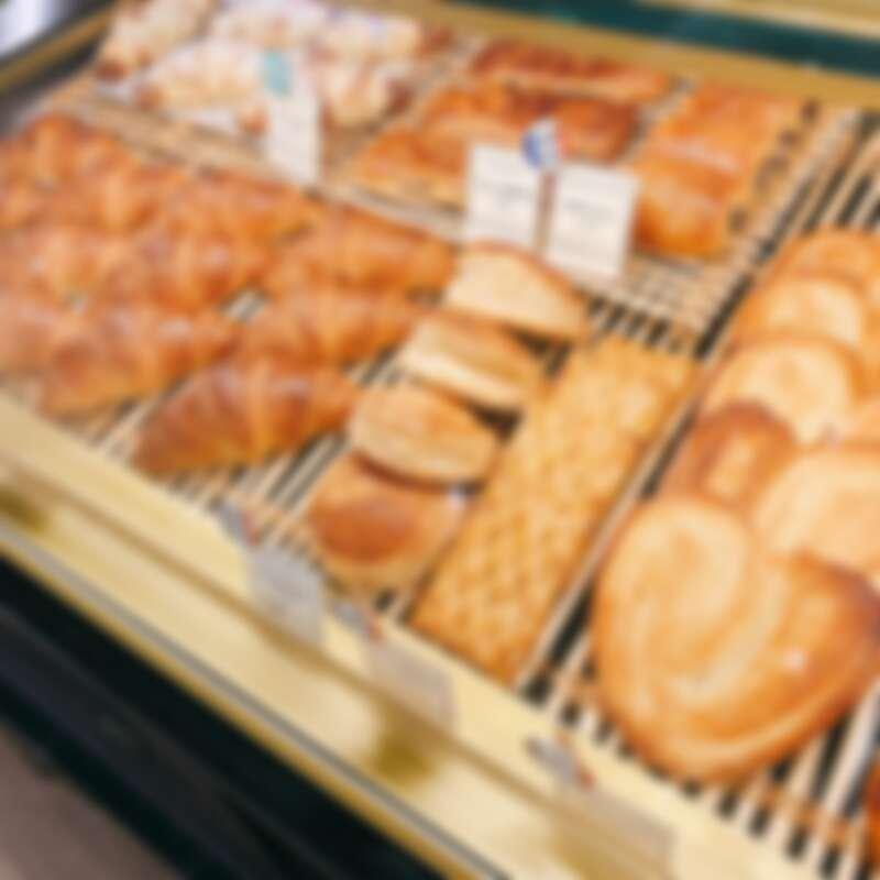 每天滿滿的麵包,讓人每款都想吃吃看