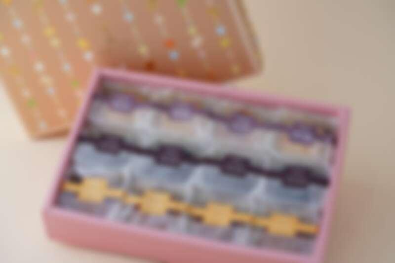 綜合流芯禮盒(12入,三種口味各四入)NTD $ 960