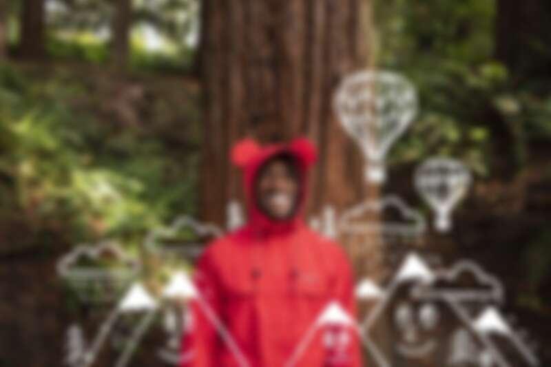 迪士尼Omni Tech防水外套,男女裝(NT$9,980)。