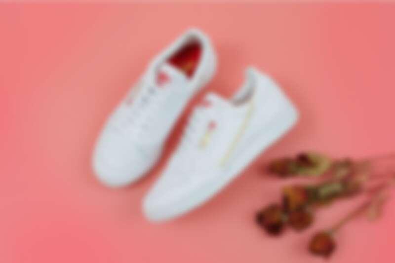 adidas Originals Continental 80情人節限定鞋款,價格店洽(FRUITION)。