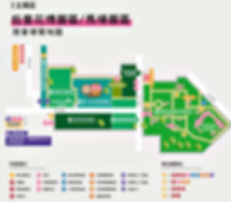 「后里馬場園區」導覽地圖