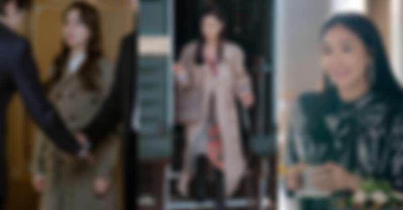 (左起)孫藝珍、徐智慧大衣造型討論度超高。本週還有崔智友驚喜客串!
