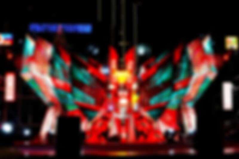東區-南港主燈:「展風神」