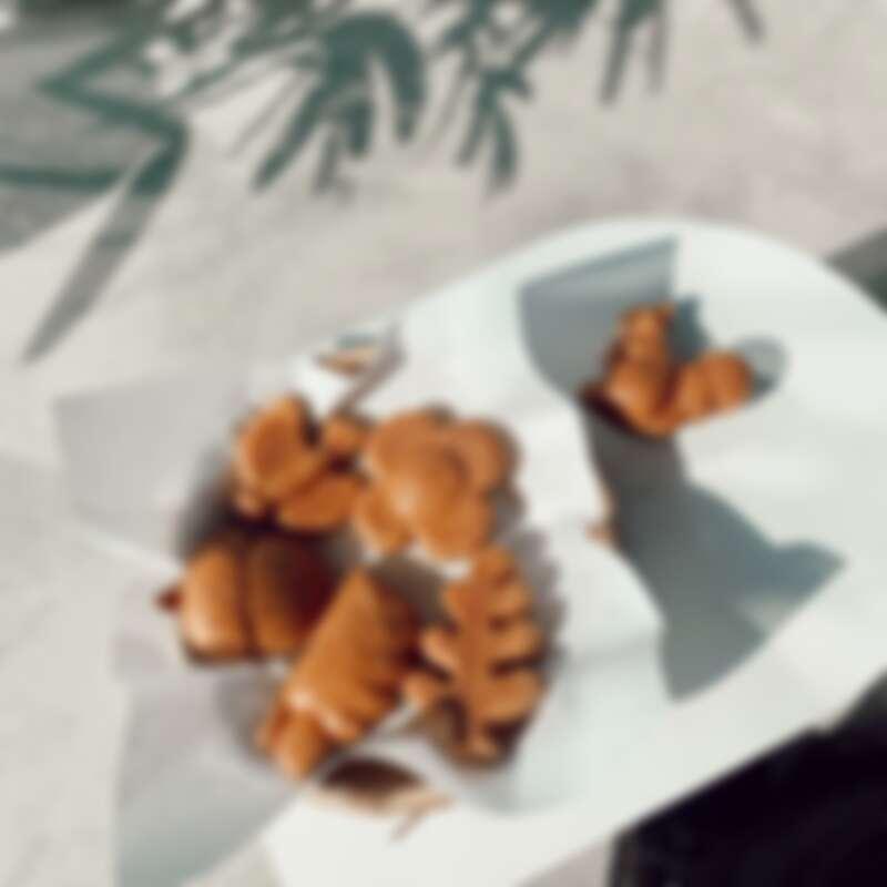 森林系雞蛋糕Photo/IG@cathyjoe802提供