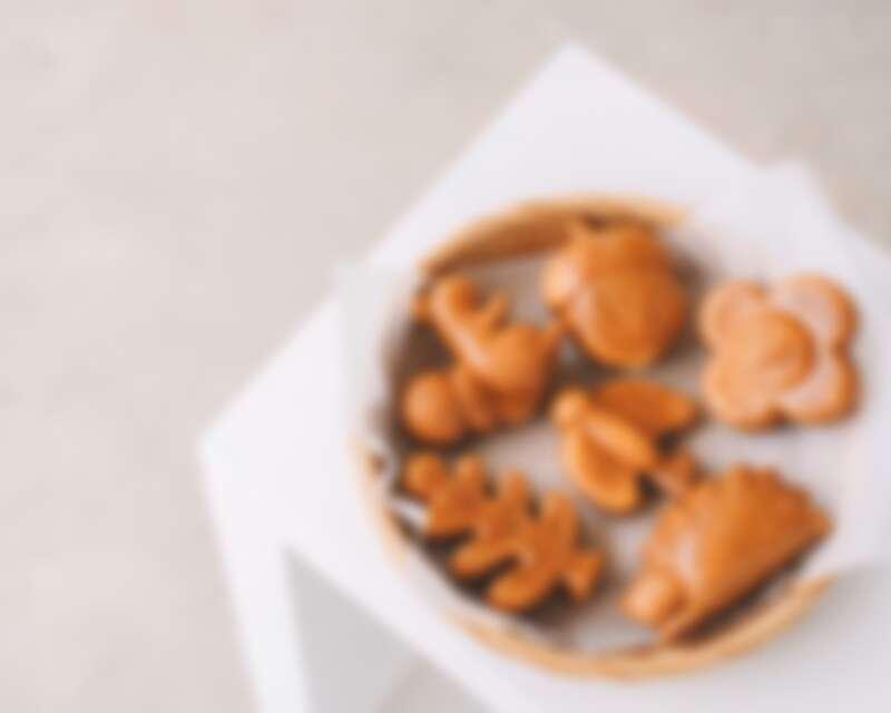 動物造型雞蛋糕 Photo/@cutect1688提供