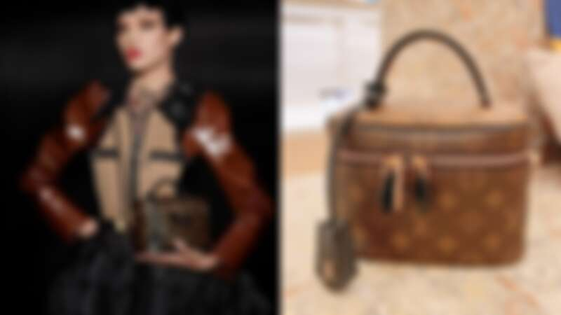 Louis Vuitton Vanity手袋,NT79,000