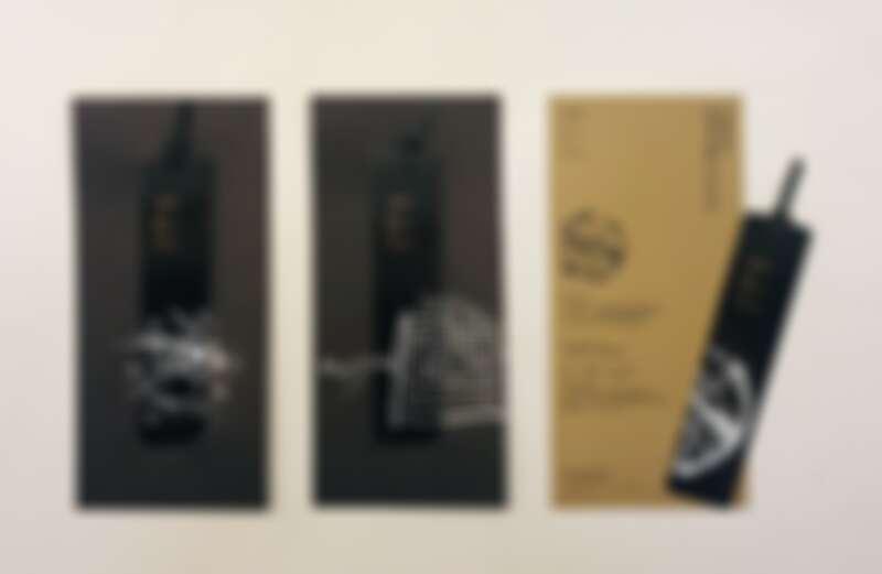 復刻敦南店歷年重要紀事的文宣視覺設計的「誠品典藏敦南系列金屬書籤」,共三款,推薦價190元 / 每款。
