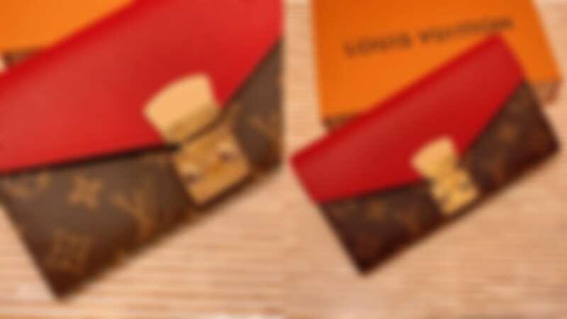 Louis Vuitton Pallas錢包,NT38,200