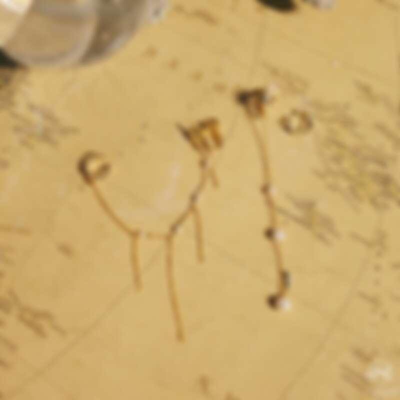 賽蓮海妖的珍珠耳骨夾(NT$3,699)