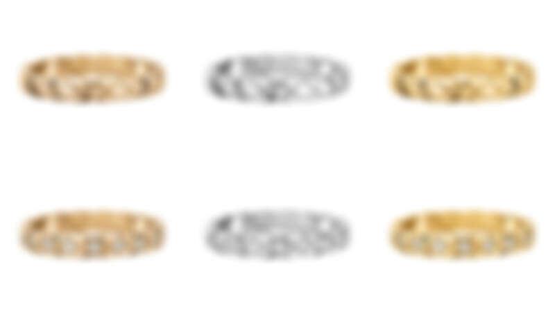 Chanel Coco Crush系列2020年全新耳骨扣、最窄版戒指